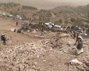 بني مطر جريمة حجر عكيش 9 شهداء وعدد من الجرحى20