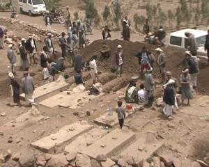 بني مطر جريمة حجر عكيش 9 شهداء وعدد من الجرحى6