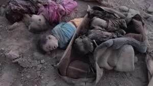مجزرة العدوان السعودي الامريكي _ منطقة صبر مدبرية سحار بني معاذ - صعدة - 3 يونيو 2015 (10)