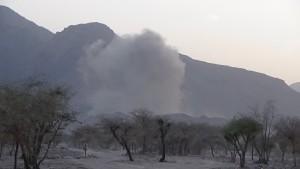 مجزرة العدوان السعودي الامريكي _ منطقة صبر مدبرية سحار بني معاذ - صعدة - 3 يونيو 2015 (8)
