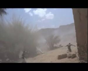 مجزرة العدوان السعودي الأمريكي -وادي المغسل -  مديرية المجز - محافظة صعدة  (4)