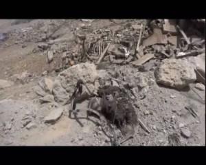 مجزرة العدوان السعودي الأمريكي -وادي المغسل -  مديرية المجز - محافظة صعدة  (6)