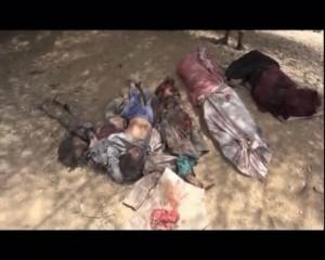 مجزرة العدوان السعودي الأمريكي -وادي المغسل -  مديرية المجز - محافظة صعدة  (9)