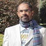 في وداع القارع باب الله والعابد الأواه السيد العلامة حمود بن عباس المؤيد