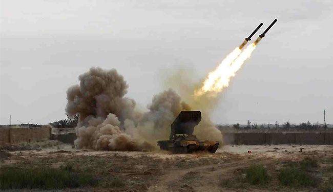 Snipe Saudi solder and Katyusha rockets hits the Saudi sites