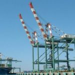 قوات الاحتلال الإماراتي تحتجز آلاف الحاويات التابعه للتجار في ميناء عدن