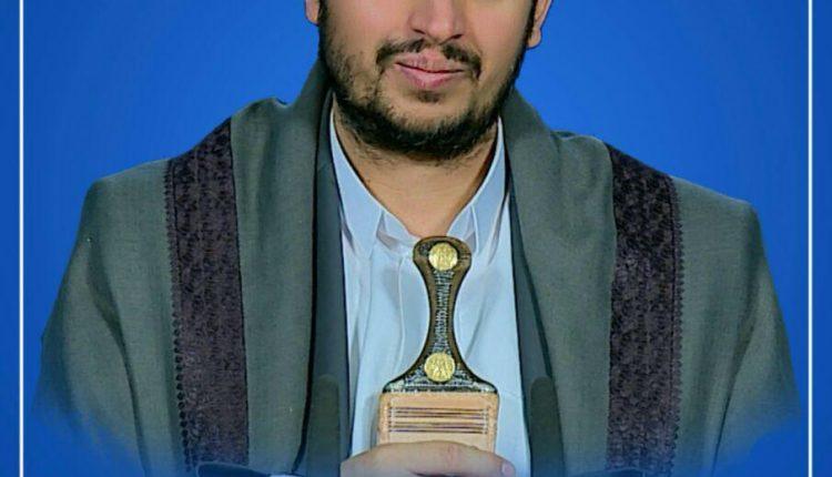 صورة جديدة للسيد القائد عبدالملك بدر الدين الحوثي