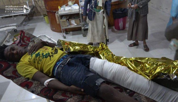 صور وأسماء الضحايا الأفارقة الذين سقطوا بالقصف السعودي على سوق الرقو بصعدة2
