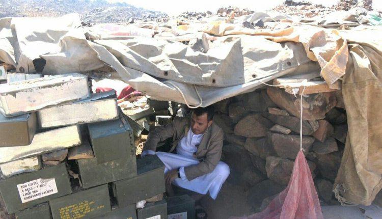 وزير الصحة ومحافظ صعدة يزوران محور نجران4