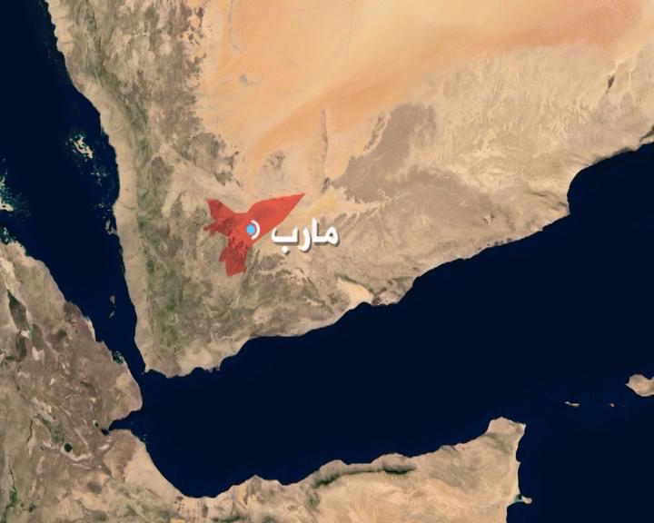 20 غارة لطيران العدوان على محافظة مأرب