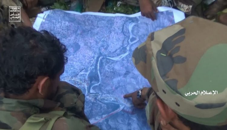 صور لعملية الاقتحام من المسار الأول من #عملية_جيزان_الواسعة قبالة جبل الدود